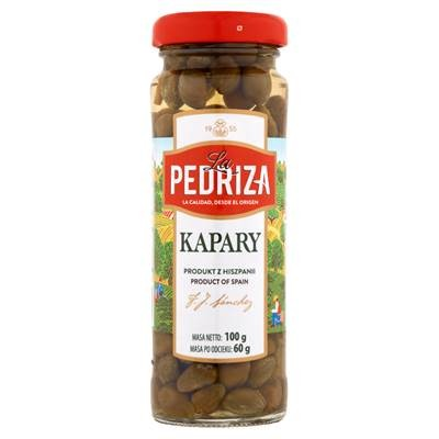 La Pedriza Kapern 100 g