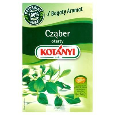 Kotányi Bohnenkraut abgerieben 10 g
