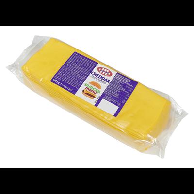 Mlekovita Cheddar Geschnittener Schmelzkäse 1033 g
