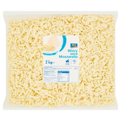 Aro Kaese Mozarella gehobelt 2 kg
