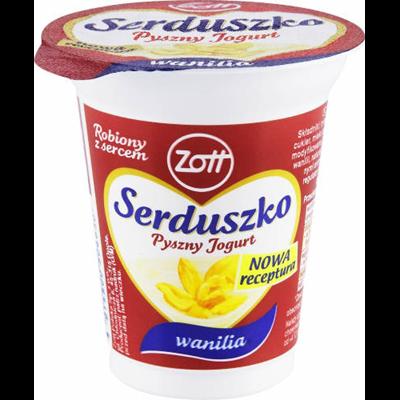 Zott Joghurt Standard Herz 125 g 20 Stück