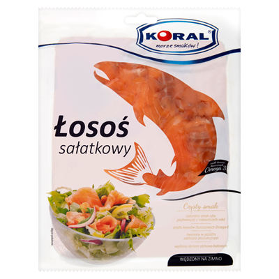 Koral Salat Lachs 200 g