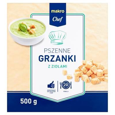 Macro Chef Kräutertoast 500 g