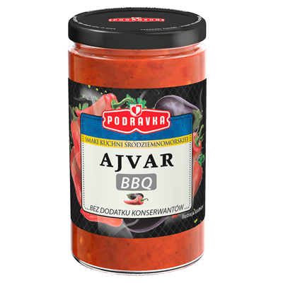 Podravka Ajvar BBQ 195 g