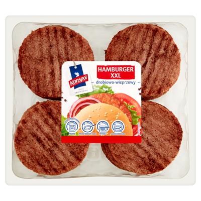 Konspol Hühnerhamburger XXL 1,6 kg