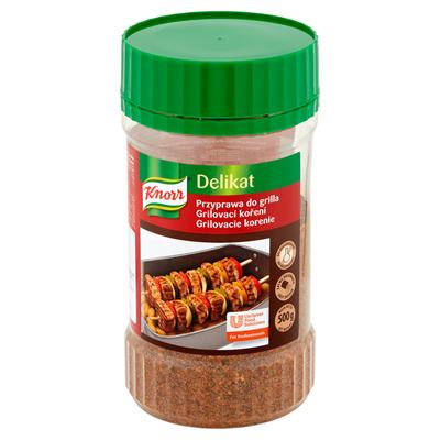 Knorr Delikat Grillgewürz 500 g