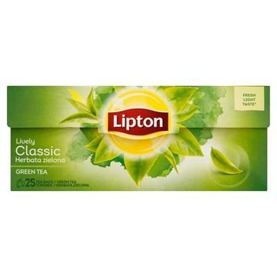 Lipton Classic Grüner Tee 32,5 g (25 Beutel)