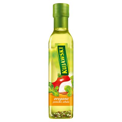 Kujawski Rapsöl Oregano-Tomate Tomaten-Zwiebel 250 ml