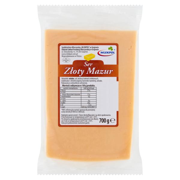 Mlekpol Mazur Käse 700 g