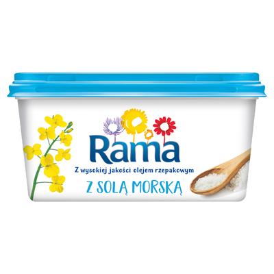 Rama Margarine mit Meersalz 400 g