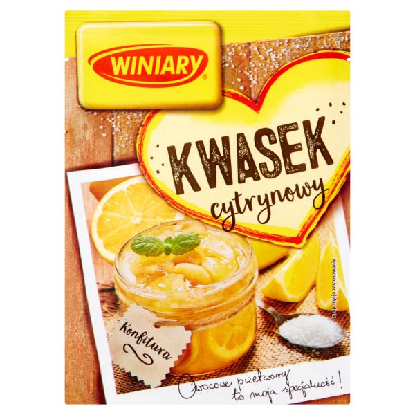 Winiary Zitronensäure 50 g