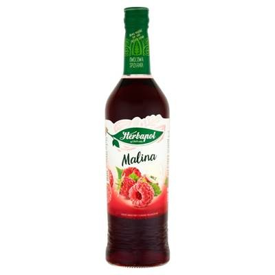 Fruchtsirup Himbeere Herbapol 680ML