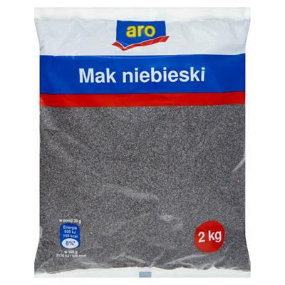 Blauer Mohn 2 kg
