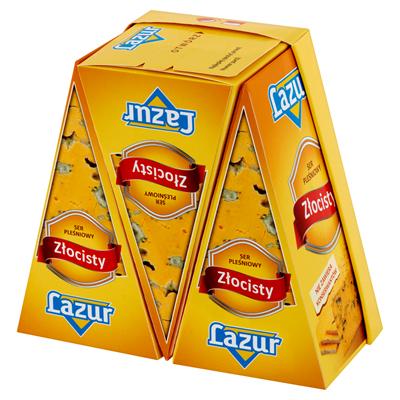 Lazur Goldener Käse 100 g 3 Stück