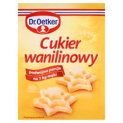 Dr. Oetker Vanillezucker. 16 g