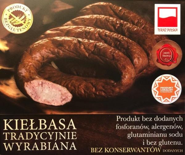 Wolarek Traditionell hergestellte Wurst 1,4KG