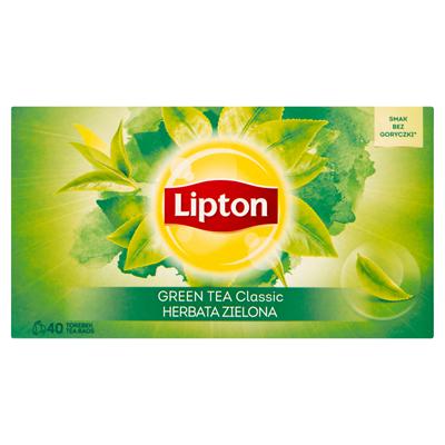 Lipton Classic Gruener Tee 52 g (40 Beutel)