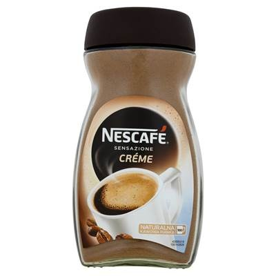 Nescafé Sensazione Créme Instantkaffee 200 g