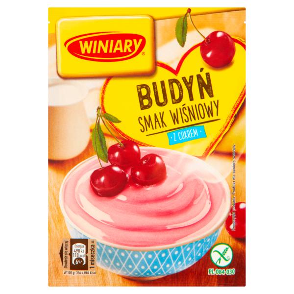 Winiary Pudding mit Sauerkirschgeschmack 60 g