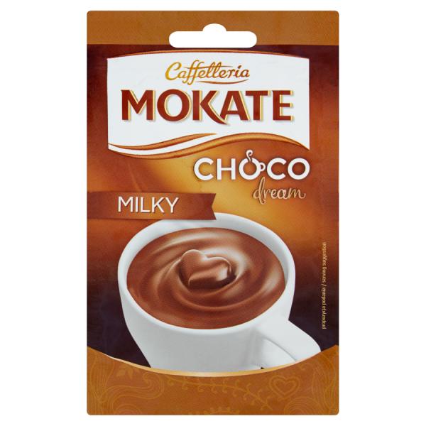 Mokate Caffetteria Choco Dream Milky Schokoladenpulvergetränk 25 g
