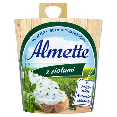Hochland Almette Käse mit Kräutern 150 g 4 Stück