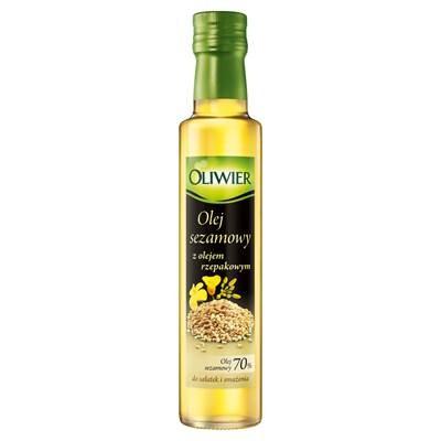 Oliwier Sesamöl mit Rapsöl 250 ml