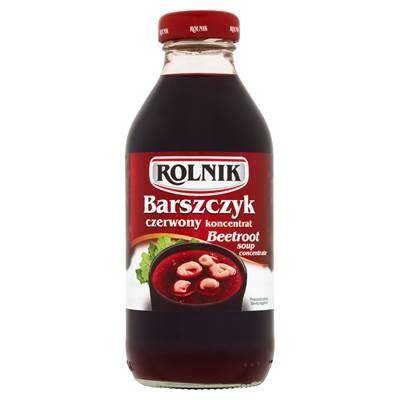 Rolnik Rote Beete rot 330 ml 4 Stück