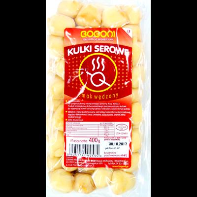 Bogoni Käsekugeln geräuchert 400 g