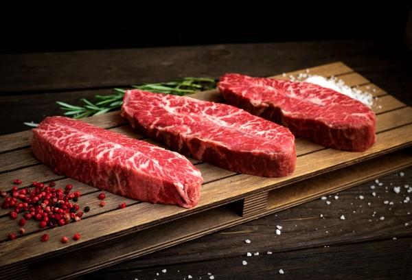 Rinderentrecote 1000g - Perfekt für schmackhafte Steaks, Frikadellen, Steaks
