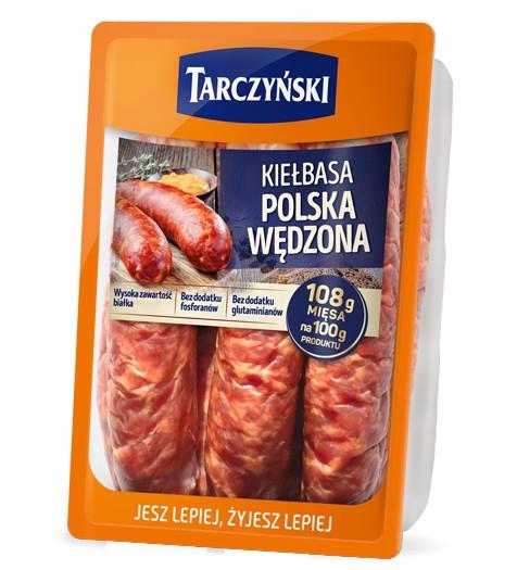 Tarczyński Polnische Wurst geräuchert 600G