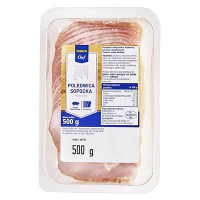 Sopot Schweinelende, geräuchert 500 g