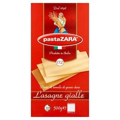 Zara Nudeln Lasagne 500 g