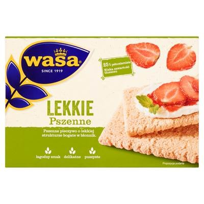 Wasa leichtes Weizenbrot 140 g