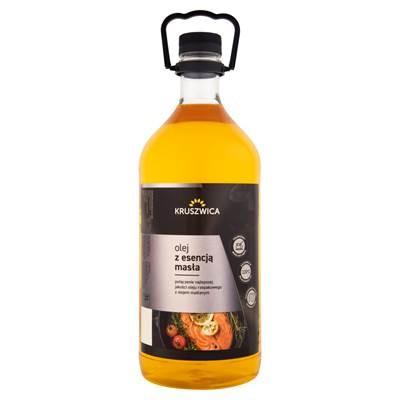 Kruszwica Öl mit der Essenz von Butter 3 l