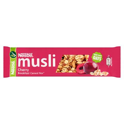 Nestlé Müsli Kirsche Cerealien Riegel 35 g