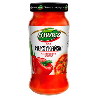 Lowicz Mexikanische Soße 500 g
