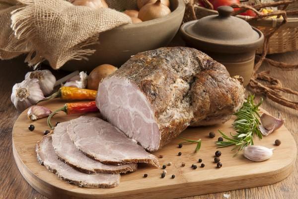 Gaik Schweinekamm aus dem Ofen 2,2KG