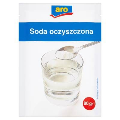 Soda gereinigt 80 g 5 Stück