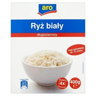 Reis 4 x 100 g 6 Stück
