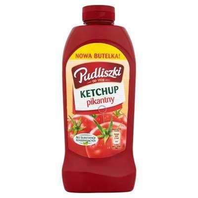 Ketchup Mild Pudliszki 990G