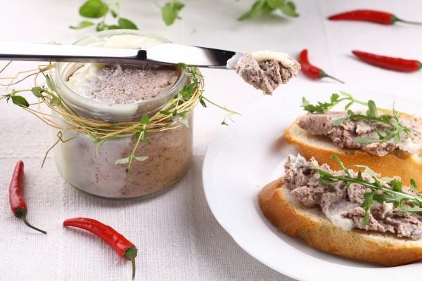 Krystian Leberwurst im Glas - ein köstliches Produkt mit Original-Geschmack