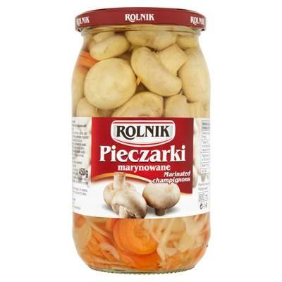 Eingelegtes Champignons Rolnik 800 ml