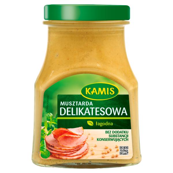 Kamis Delikatesssenf185 g
