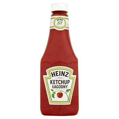 Heinz Milder Ketchup 1000 g