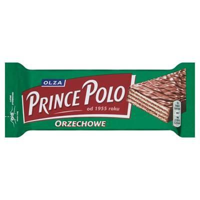 Olza Prince Polo XXL Nusswaffel 52 g 32 Stück