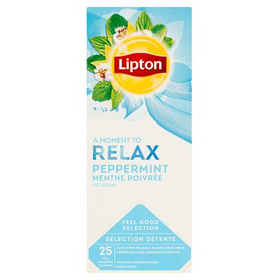 Lipton Pfefferminztee 40 g (25 x 1,6 g)