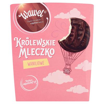 Wawel Koenigsmilch Vanillegeschmack 340 g