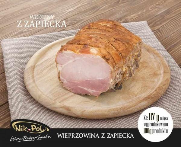 Nik-Pol Schweinefleisch Zapiecka 950G