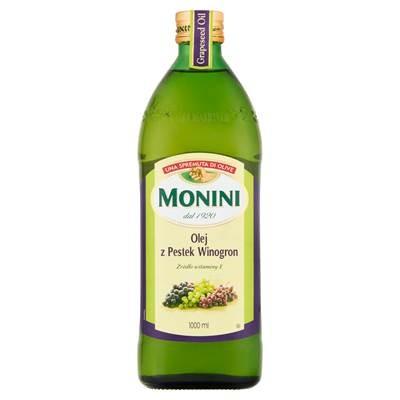 Monini Traubenkernöl 1000 ml
