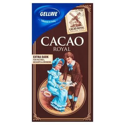Gellwe Kakao krolewskie 80 g